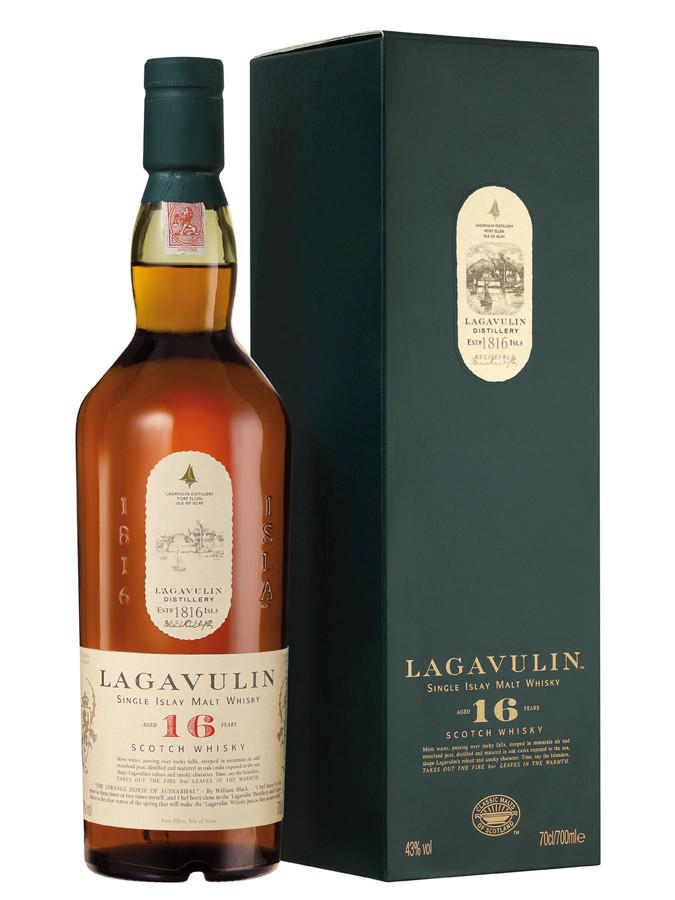 Whisky Lagavulin 16 ans 70cl