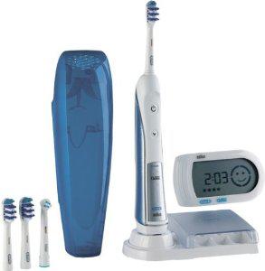 Brosse à dents électrique Braun Oral B Triumph 5000