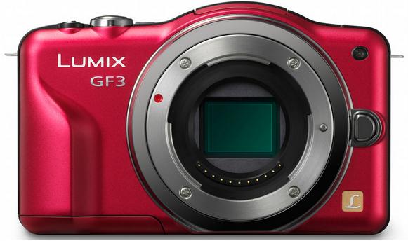 Appareil Photo Hybride Panasonic DMC-GF3 Nu / Port inclus