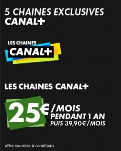 Canal + et Canalsat