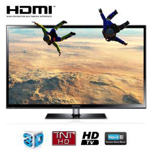 """TV Plasma 43"""" Samsung 43F4900 3D (1024 x 768) + 2 paires de lunettes 3D"""