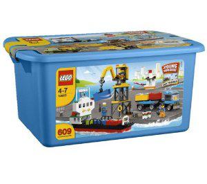 Boîte de Construction Lego Briques - 10663 - du Port - 609 Elements