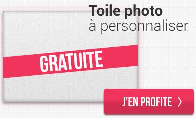 Toile 30x20cm à personnaliser gratuite / Port :