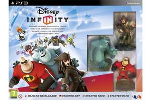 Disney Infinity - Pack de démarrage sur PS3