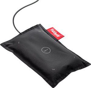 Chargeur sans fil QI Nokia DT-901 Fatboy Recharge Pillow Noir