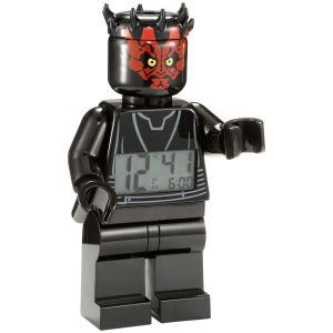 Réveil Lego Star Wars Darth Maul 23 cm