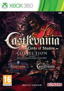 Castlevania Lords of Shadow Collection sur XBOX 360