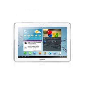 Samsung Galaxy Tab 2 blanche 10.1 16 Go  + Etui rotatif