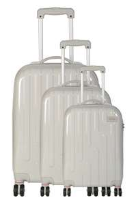 Vente Privée : ensemble de 3 Valises (cadenas TSA)