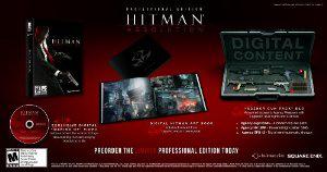Hitman Absolution: Professional Edition (Dématérialisé - Steam)