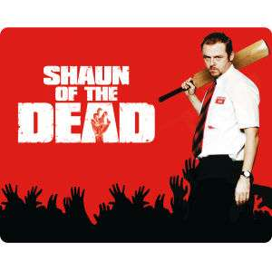 Blu-ray Shaun of the Dead - Steelbook Edition