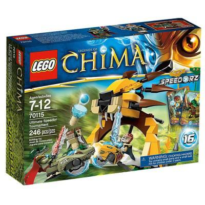 Lego 70115 Chima : L'ultime tournoi Speedor