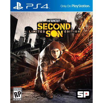 [Precommande] Infamous: Second Son (Limited Edition) sur PS4