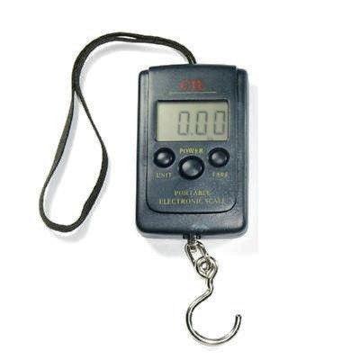 Pèse-Bagage électronique avec fonction thermomètre