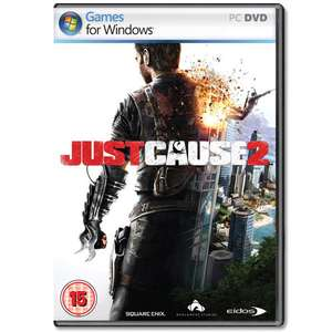 Just Cause 2 sur PC