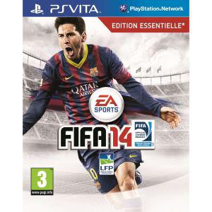 Fifa 14 sur PS Vita