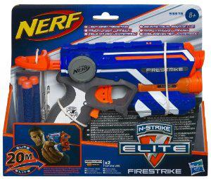 Nerf Elite Firestrike (et d'autres)