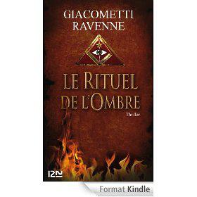 "Ebook Kindle ""Le rituel de l'ombre"" gratuit (prix poche 19€)"