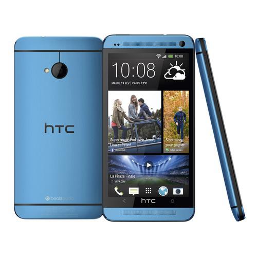 "Smartphone HTC One Bleu, 4.7"" Full HD"