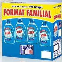 Lessive liquide total Xtra 100 Lavages