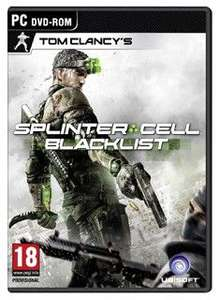Tom Clancy's Splinter Cell Blacklist sur PC (Dématérialisé - Uplay)