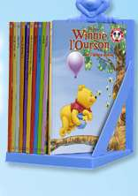 6 livres Disney + petite étagère Mickey gratuits