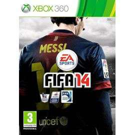 Fifa 14 Version Xbox 360 (30.91€ via Buyster)