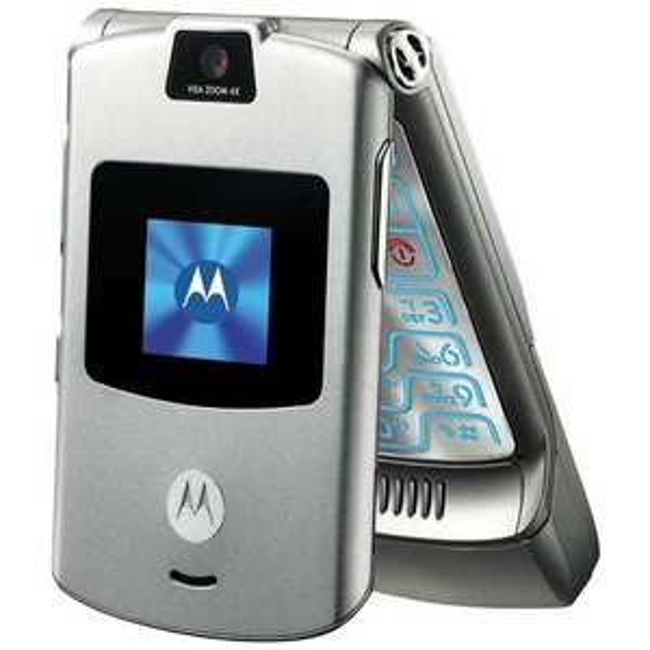 Téléphone Motorola RAZR V3 - Reconditionné