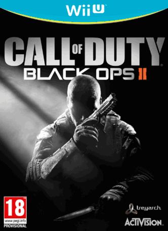 Call Of Duty Clack Ops II Sur Wii U