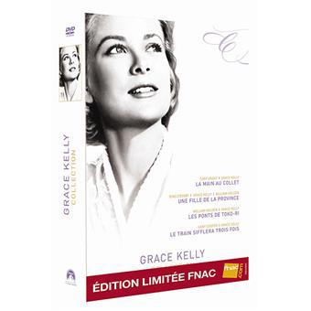 Coffret DVD 4 Films : Grace Kelly Collection - Edition Limitée Fnac