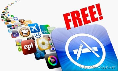 Sélection d'application iOS habituellement payantes temporairement gratuites