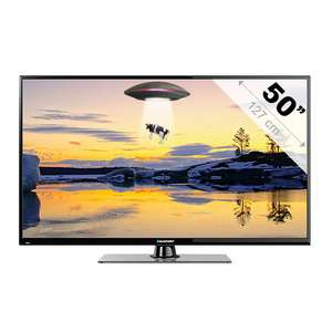 "Télévision 50"" LED Blaupunkt BLA50/209I - Full HD"