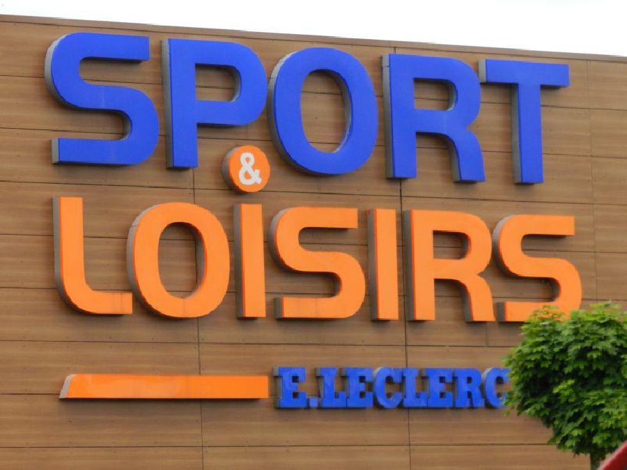 Réduction en bon d'achat : -50% chez sport et loisir