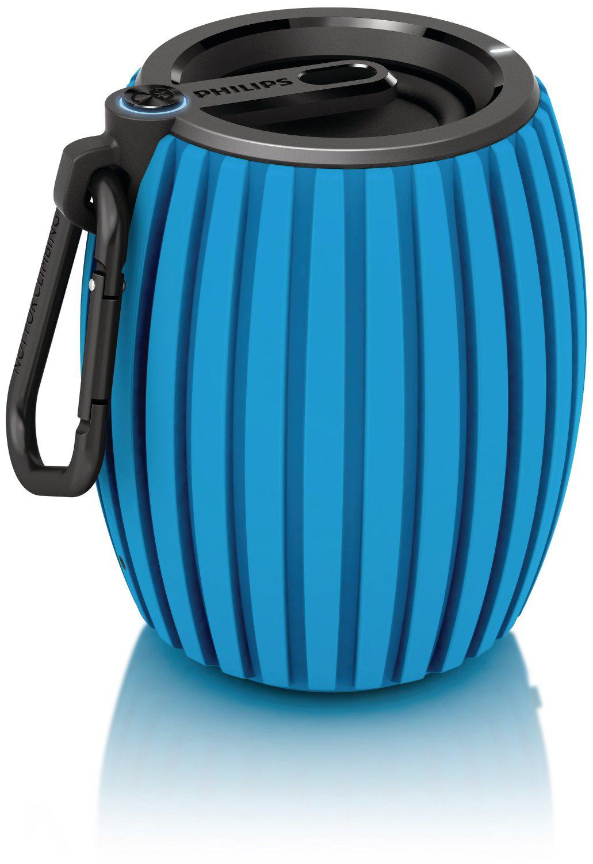 Enceinte Bluetooth Philips SBT30 Bleue