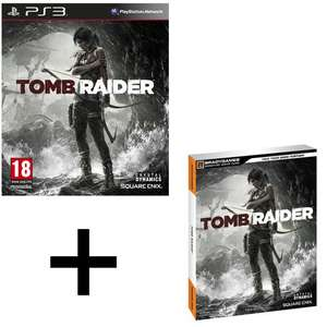 Tomb Raider PS3 + Guide
