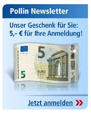 Crédit de 5€ de réduction, valable sur tout le site