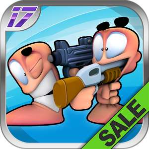 worms 2 : armageddon sur Android