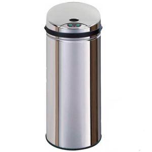 Poubelle de cuisine automatique 45L Inox Frandis