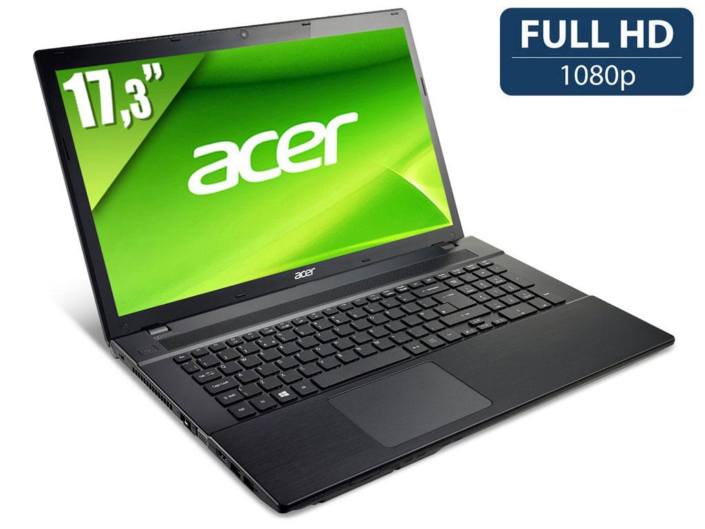 """PC Portable 17,3"""" Aspire V3-772G ACER -  I7-4702MQ - 750Go - 4Go - WSGXA"""