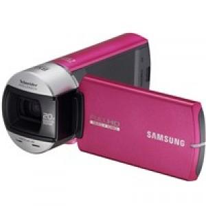 Caméscope SAMSUNG Full HD Q10 Rose