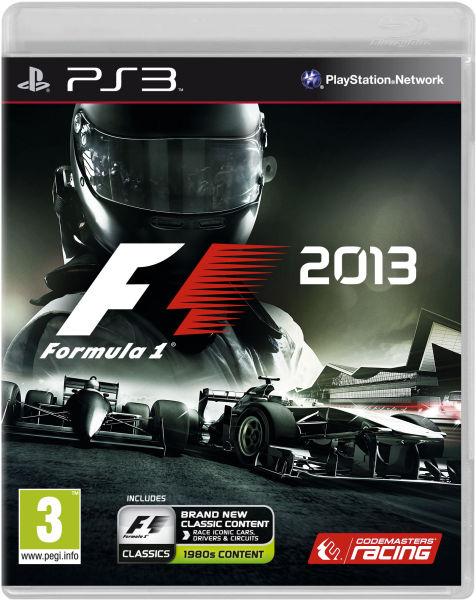 F1 2013 PS3, Xbox 360