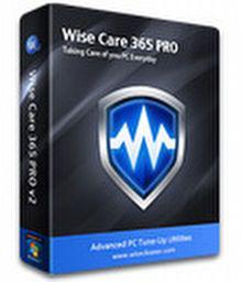 Logiciel Wise Care 365 PRO gratuit