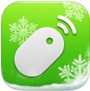 """""""Souris sans fil"""" gratuit sur iOS (Au lieu de 1.79€) : Télécommandez votre PC avec votre iPhone, iPad..."""