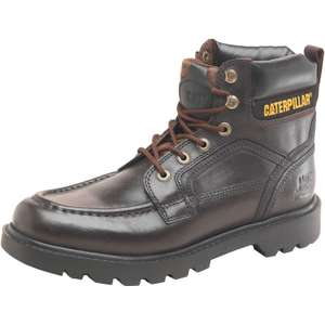 Caterpillar Mens Transpose Boots Brown (Taille 40 ou 46)