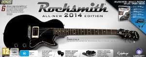 Rocksmith Edition 2014 + Guitare sur PS3