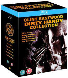 Coffret Blu-ray - Dirty Harry Collection (5 films)