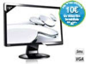 "Ecran PC LCD 18.5"" BenQ G925HDA"