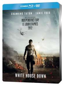[Adhérent] Blu-ray Steelbook White House Down