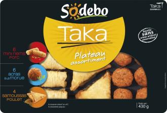 A partir du 13 : Sodebo Taka 100% remboursé (virement) + 100% remboursé en bons d'achat