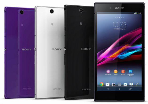 Smartphone Sony Z Ultra 4G